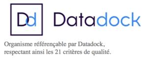 Formation referencement naturel repondant aux 21 critères qualités Datadock